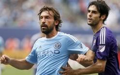 Pirlo thắng Kaka trong ngày tái ngộ ở MLS