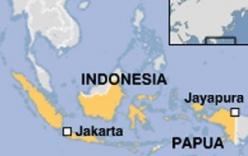 Động đất mạnh 7 độ Richter rung chuyển Indonesia