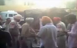 Thảm sát tại đồn cảnh sát Án Độ, nhiều người thương vong