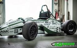 Nam sinh chế tạo ôtô điện chạy nhanh hơn xe đua F1