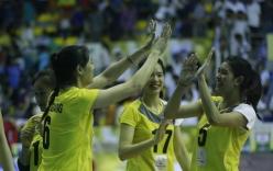 ĐT bóng chuyền nữ Việt Nam thắng nghẹt thở trước CLB Liêu Ninh