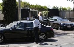 Kì nghỉ xa hoa, 1000 khách mời, 400 xe hộ tống của quốc vương Saudiarabia