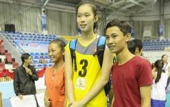 Chủ công trẻ Trần Thị Thanh Thúy giành tặng chiến thắng cho Ngọc Diễm