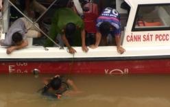 Bất ngờ bỏ lại xe máy, cô gái nhảy xuống sông Đồng Nai