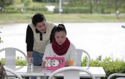 Huỳnh Anh - Hoàng Oanh lần đầu làm người tình trên màn ảnh