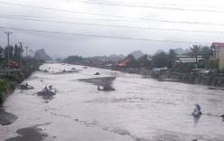Mưa lũ tại Quảng Ninh khiến 23 người chết và mất tích