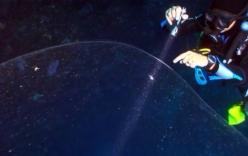 Thợ lặn kinh hãi phát hiện khối cầu khổng lồ, bí ẩn gần bờ biển Thổ Nhĩ Kỳ