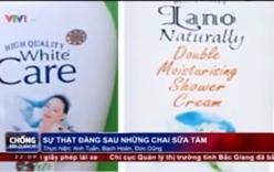 Choáng với công thức thật của sữa tắm dê công nghệ Malaysia