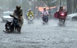 Dự báo thời tiết ngày 31/7: Miền Bắc mưa lớn, cảnh báo lũ quét, sạt lở đất