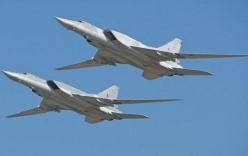 Nga tăng cường máy bay ném bom chiến lược tại Crimea