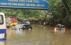 Mưa lũ ở Quảng Ninh: Hà Nội hỗ trợ 4 tỷ đồng để khắc phục mưa lũ