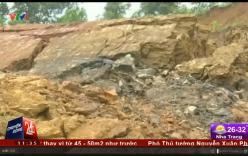 Video: Sạt lở nghiêm trọng ở Yên Bái, nửa quả đồi bị tàn phá