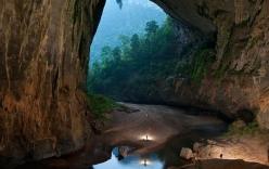 Peter Pan 3 tung cảnh quay tuyệt đẹp về hang Én
