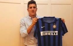 Tin chuyển nhượng ngày 1/8: Jovetic chính thức gia nhập Inter Milan