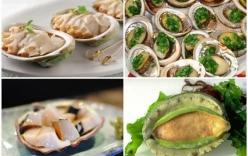 Giới đại gia Việt sang chảnh với bữa ăn 7 triệu/kg hải sản