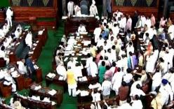 25 nghị sĩ Ấn Độ đánh nhau loạn xạ trong phiên họp quốc hội