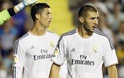 Real Madrid mất 2 ngôi sao chủ lực tại Audi Cup