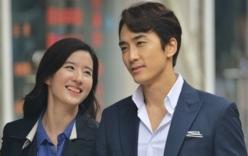 Song Seung Hun và Lưu Diệc Phi lộ