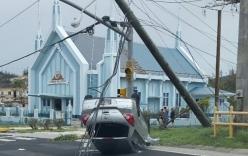 Video: Siêu bão mạnh nhất 2015 Soudelor tàn phá đảo Saipan