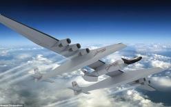 Thử nghiệm máy bay lớn nhất thế giới bắt đầu từ năm 2016