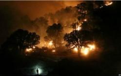 Hàng nghìn người di tản do cháy rừng dữ dội tại California
