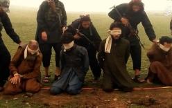 Video: IS dùng thuốc nổ hành quyết tập thể tù nhân