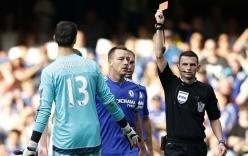 Chelsea hy vọng sẽ có Courtois ở trận đại chiến với Man City