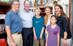5 điều tỷ phú Bill Gates dạy con