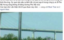 TP HCM yêu cầu công an điều tra tin đồn cầu Phú Mỹ sắp sập