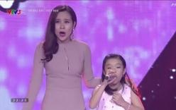 Giọng hát Việt nhí 2015 tập 5: Hồ Hoài Anh thán phục trước giọng hát cô bé ốc tiêu