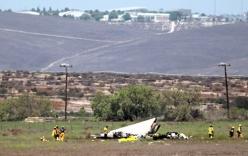 Video: 2 máy bay đâm nhau trên không, ít nhất 4 người thiệt mạng