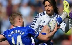 NÓNG: Nữ bác sĩ Eva Carneiro từng ngủ với một cầu thủ Chelsea
