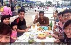 Đánh bom ở Bangkok khiến cả gia đình 7 người thương vong