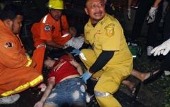 Hai người Việt Nam bị thương trong vụ nổ bom ở Bangkok