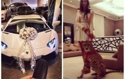 Choáng ngợp với cuộc sống xa hoa của hội con nhà giàu ở Dubai