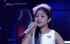 Giọng hát Việt nhí 2015 tập 1 vòng đối đầu: