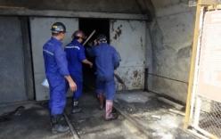 Tìm thấy công nhân bị kẹt trong vụ bục túi nước hầm lò ở Quảng Ninh