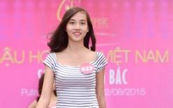 Thí sinh cao 1m80 và chuyện bên lề Hoa hậu Hoàn vũ Việt Nam 2015