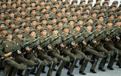Quân đội Triều Tiên đông gấp đôi Hàn Quốc