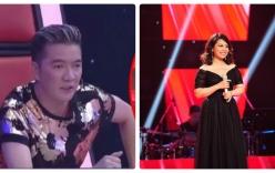 Giọng hát Việt 2015: Mr Đàm hứa dành tất cả sự ưu ái cho cô gái vừa ăn vừa hát