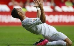 Video: Ronaldo ăn vạ kiếm penalty nhưng bất thành