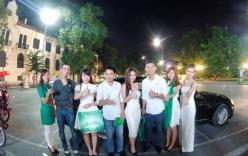 Hot girl Hà Nội hào hứng với chiến dịch
