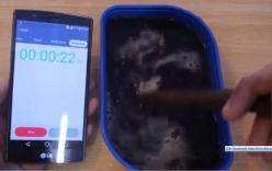 Cái kết bất ngờ với thử thách ngâm Galaxy Note 5 vào Coca Cola