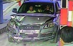 Tài xế lái Audi đâm chết người trên cao tốc Nội Bài – Lào Cai ra trình diện