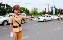 Hơn 600 cảnh sát giao thông phục vụ ngày Quốc khánh 2/9