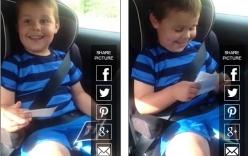 Phản ứng đáng yêu của bé trai 5 tuổi khi biết mình sắp làm anh