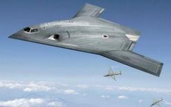 Mỹ phát triển máy bay tàng hình có khả năng ném bom nhằm vào TQ