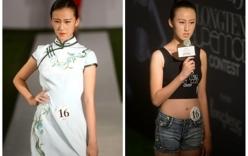 Xôn xao người mẫu 12 tuổi cao 1m77 với số đo ba vòng hoàn hảo