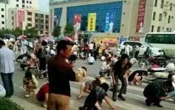 Tưởng bột lưu huỳnh là vàng, người dân Trung Quốc đua nhau hôi