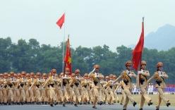 Quốc Khánh 2/9: Các tuyến phố đoàn diễu binh đi qua